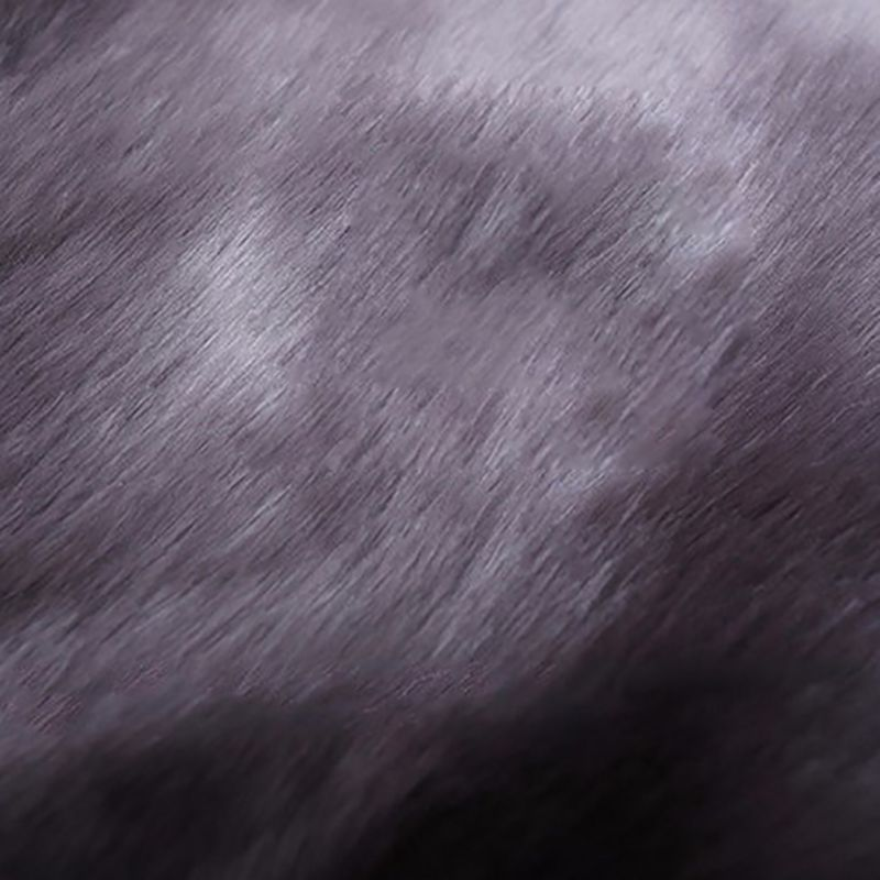 Faux Fur Fluffy Hairy Wool Rug Mat Sofa Floor Home Room